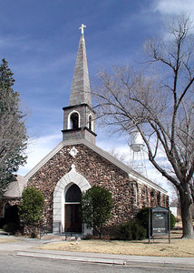 ST PAUL'S EPISCOPAL CHURCH Marfa, Texas