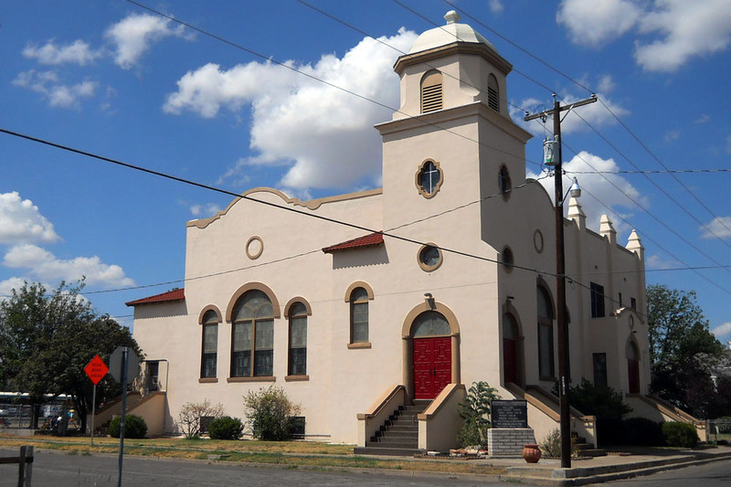 FIRST UNITED METHODIST CHURCH<br /> Alpine, Texas