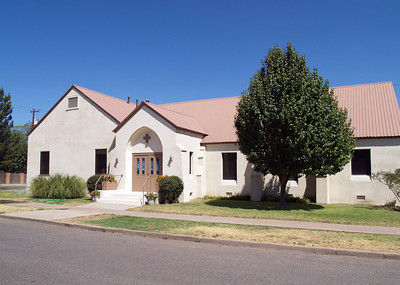 FIRST PRESBYTERIAN CHURCH Alpine, Texas