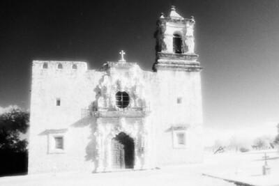 MISSION SAN JOSE San Antonio Missions NHP, San Antonio, Texas