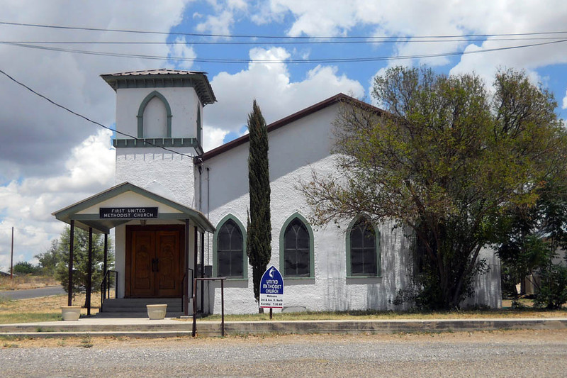 FIRST UNITED METHODIST CHURCH<br /> Marathon, Texas