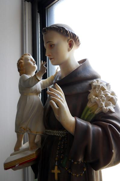 ST MARY CATHOLIC CHURCH<br /> Marathon, Texas