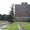 Library at UNAM