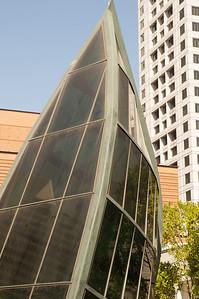 Yerba Buena Center Obelisk
