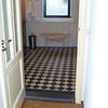 Entree grote badkamer en sauna