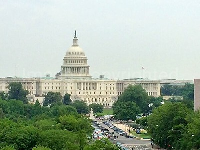 US Capitol in Washington DC - 5/21/14