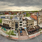 View From Dupont Circle Hotel in Washington, DC