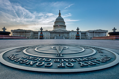 Capitol Building & Compass
