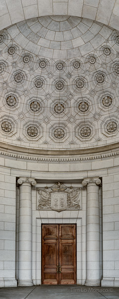 Doorway at Union Station, Washington, DC