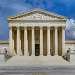 Supreme Court Western Facade [V1] [Color]