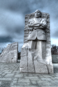 Martin Luther King, Jr. Memorial in Washington, DC