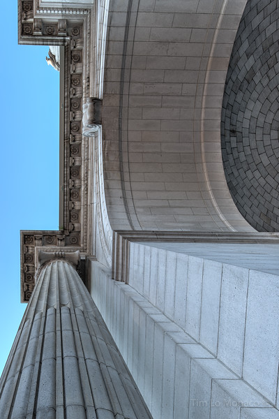 Union Station Column