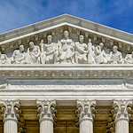 Supreme Court Western Facade [V2] [Color]