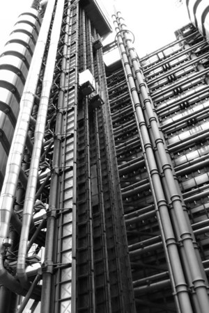 Lloyds Building, London, U.K., photo 2006