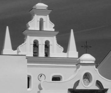 Catholic Church, Ischia, Italy, photograph 2012