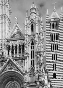 Il Duomo, Siena, Tuscany, Italy, photograph 2005
