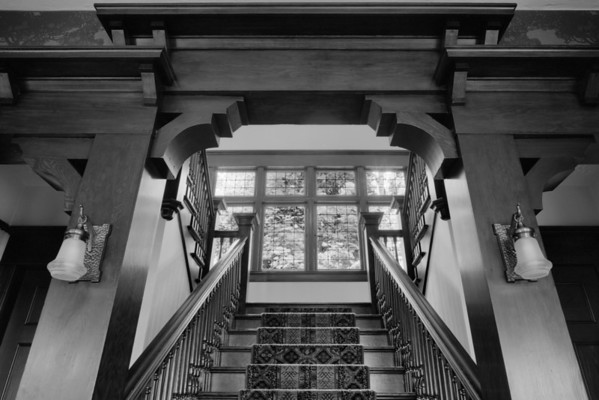 "The Drama of the ""Humble"" Staircase"