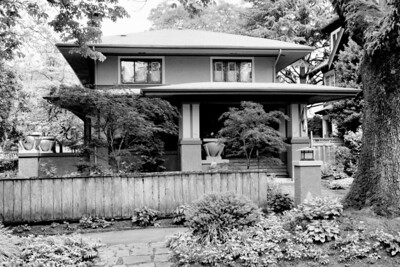 Marcus Delahunt House, NE Thompson Street, Portland, OR, 1908