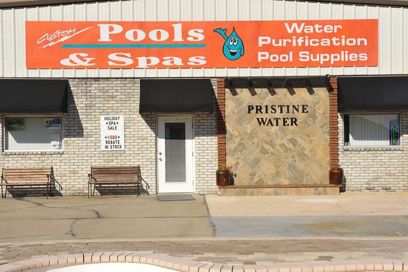 Pristine Pools - Brunswick, Georgia 12-07-10