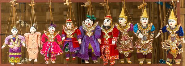 Hitlominlo Tample, Bagan, Myanmar