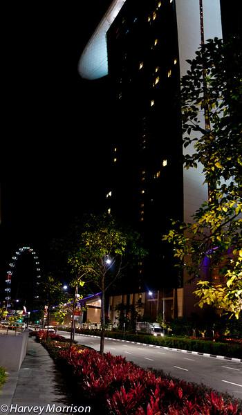 Moshe Safdie Marina Bay Sands Singapore