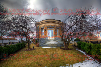 Andrew Carnegie Library_Side