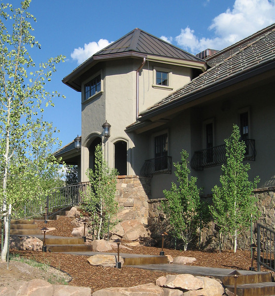 A home in Cordillera, Vail Valley.