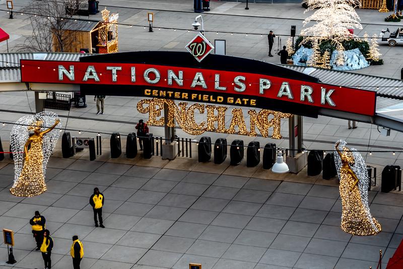 JBG Enchant Nationals park