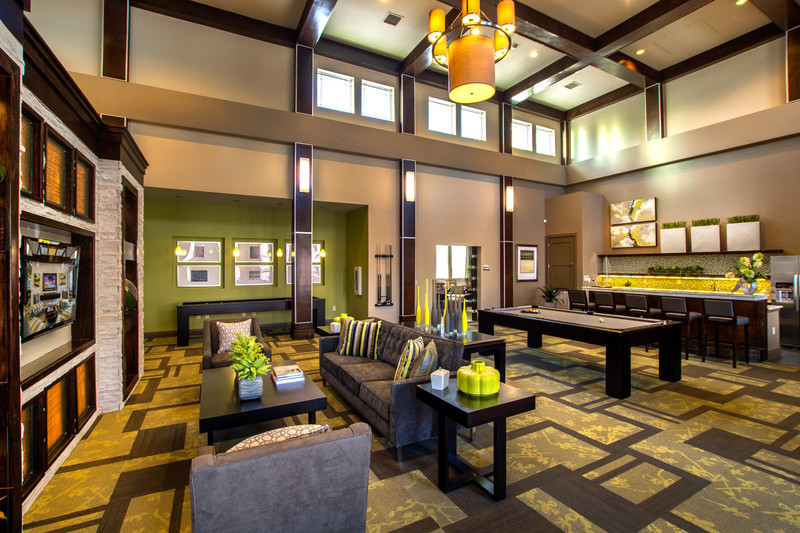 Elan Potomac Heights Club house