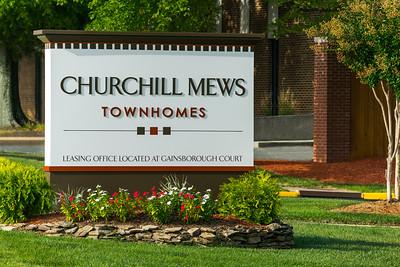 Churchill Mews
