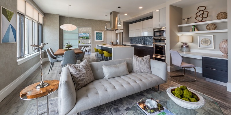 Pike and Rose Pallas Penthouses