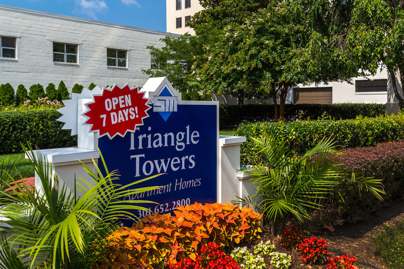 Triangle Towers