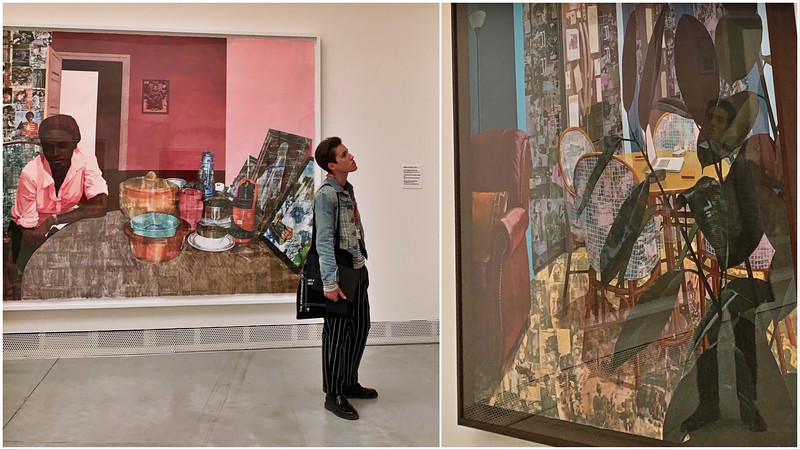 Art Lover - Collage
