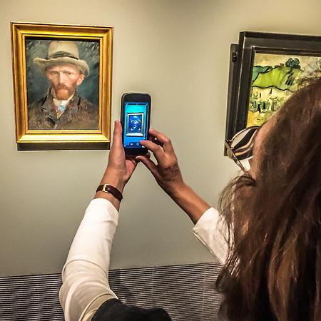 Shooting Van Gogh