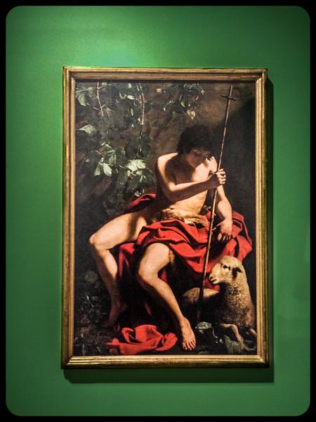 John the Baptist (Caravaggio)