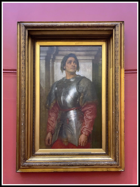A Condottiere (1872)