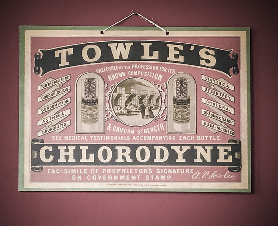 Towle's Chlorodyne