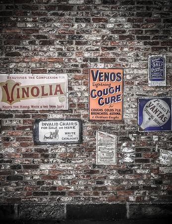 Brick Wall Advertising