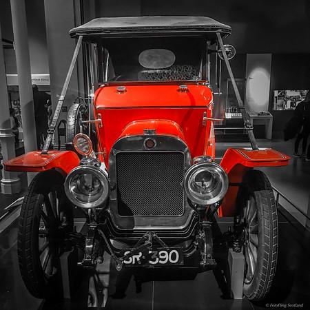 The Argyll Motor Car