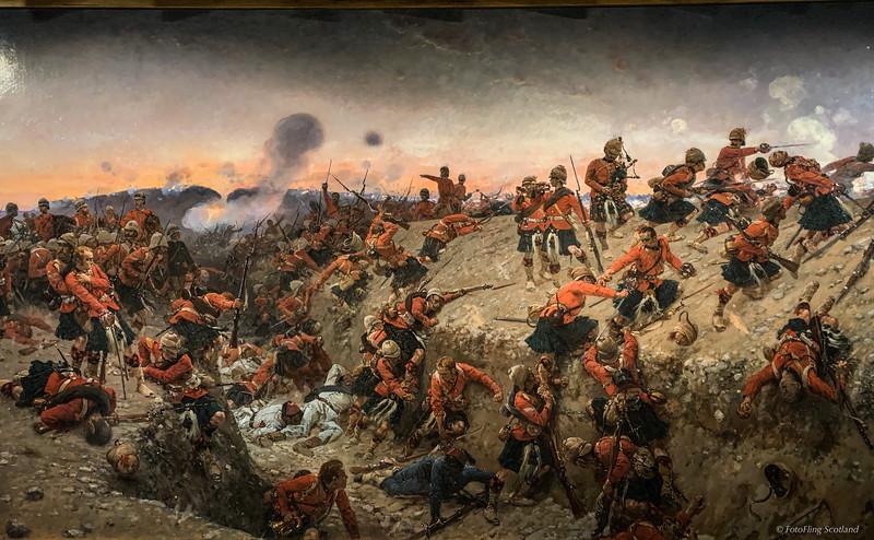 """The Storming of Tel-el Kebir"" by Alphonse Marie de Neuville 1883"