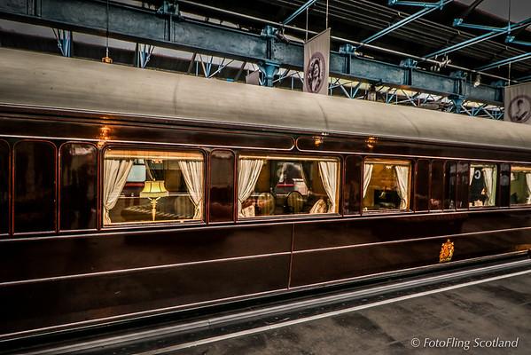The Royal Train - National Railway Museum