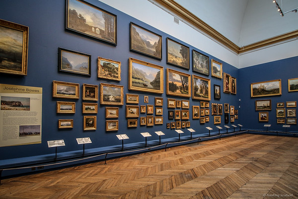 Art Collection of Josephine Bowes at The Bowes Museum, Barnard Castle