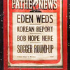 Cinema Display Board: Pathe News