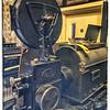 Projector - Cinema Museum, London