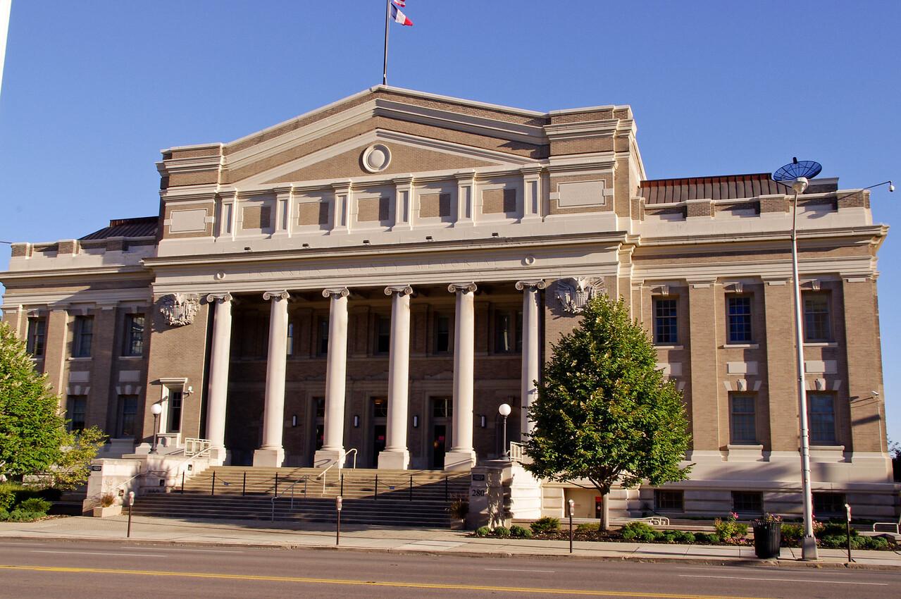 Original Vets Memorial -- Former COSI -- Columbus, Oh