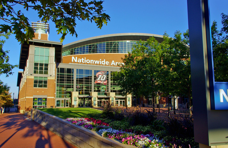 Nationwide Arena -- Columbus