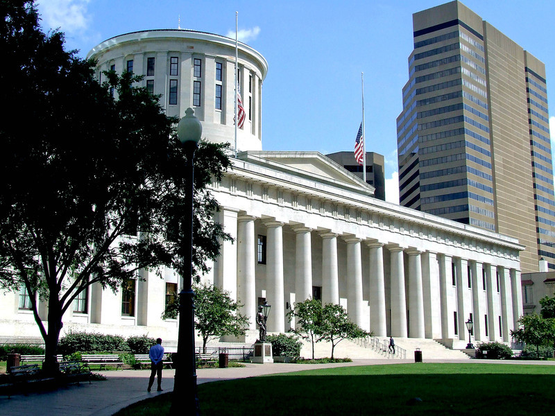 Statehouse -- Columbus, Oh