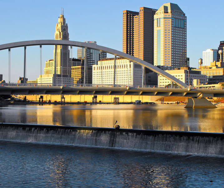 Main Street Bridge -- Columbus