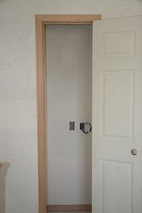 Loft Closet / networking closet