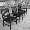 Take a seat (Hermanshof, Weinheim/Germany)